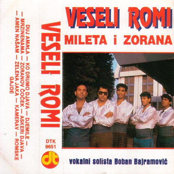 Veseli Romi - Omoti R-738315