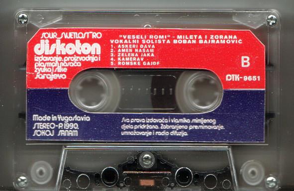 Veseli Romi - Omoti R-738316