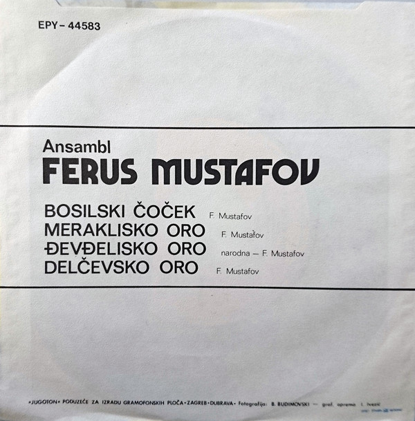 Ferus Mustafov - Omoti R-741611