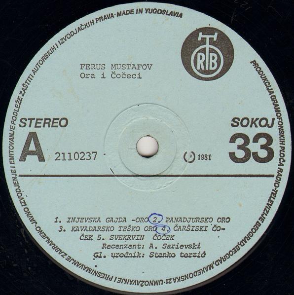 Ferus Mustafov - Omoti R-763612