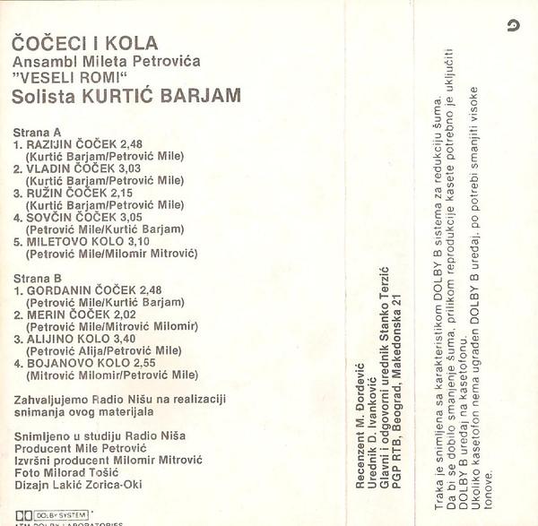 Veseli Romi - Omoti R-854510