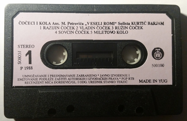 Veseli Romi - Omoti R-854512