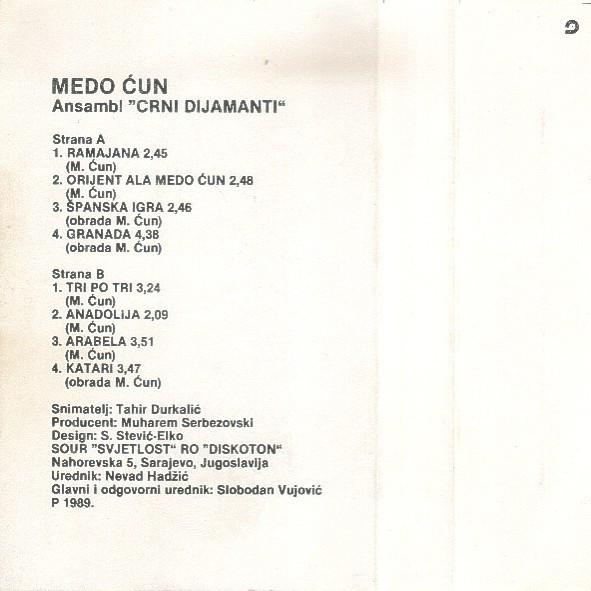 Razni Pevaci,Orkestri Iz Makedonije i Sa Kosova - Omoti R-934613