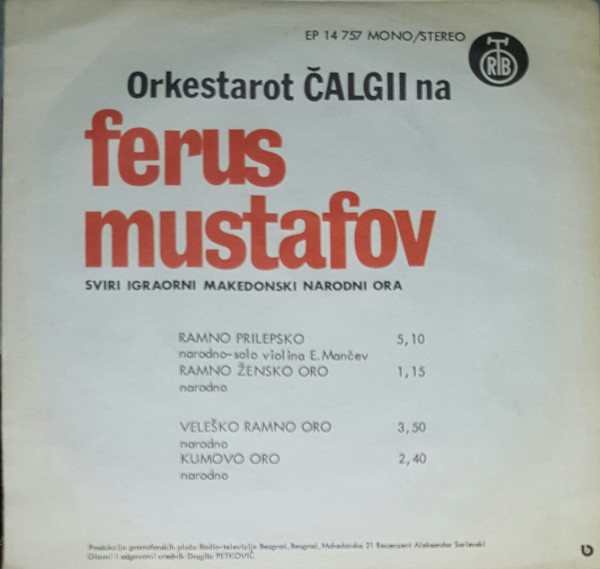 Ferus Mustafov - Omoti R-948710