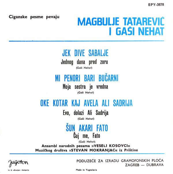 Gaši Nehat - Omoti R-951014