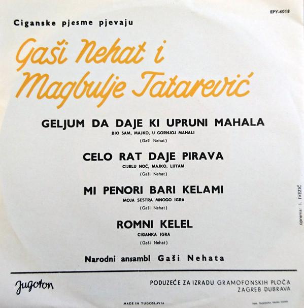 Gaši Nehat - Omoti R-958812