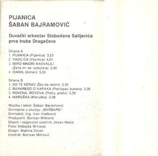 Šaban Bajramovič - Diskografija 3 100 % Tacna  - Page 2 R-977914