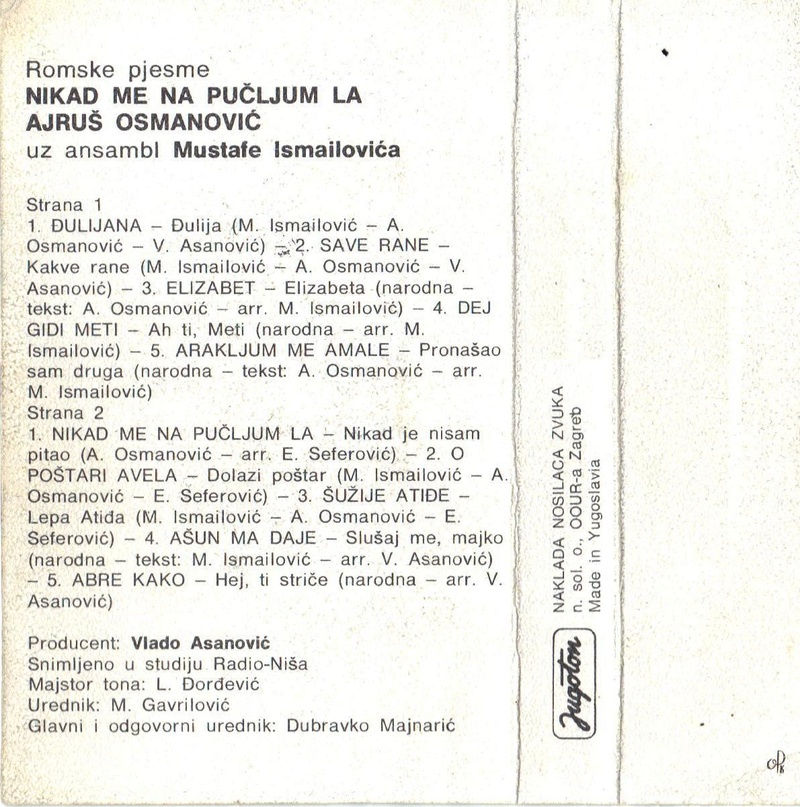 Ajrus Osmanovic - Omoti Zadnja14