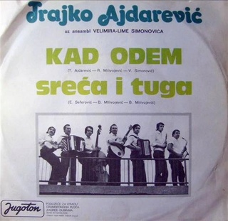 Tahir Ajdarevic Trajko - Diskografija Zadnja44