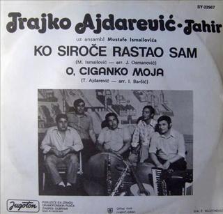 Tahir Ajdarevic Trajko - Diskografija Zadnja45