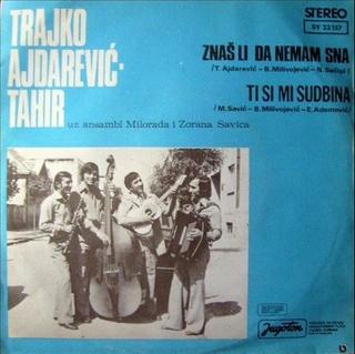 Tahir Ajdarevic Trajko - Diskografija Zadnja46