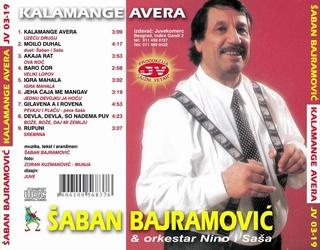 Šaban Bajramovič - Diskografija 3 100 % Tacna  - Page 2 Zadnja66