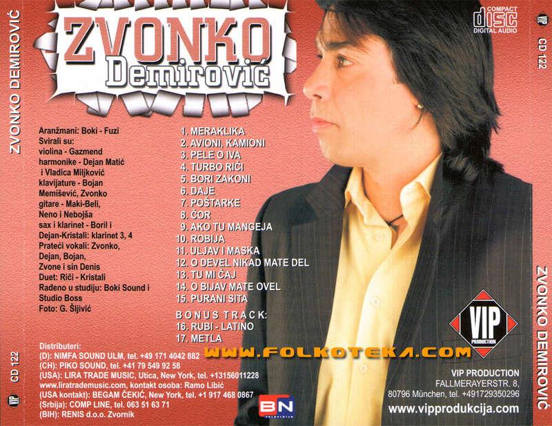 Zvonko Demirovic - Omoti Zvonko15