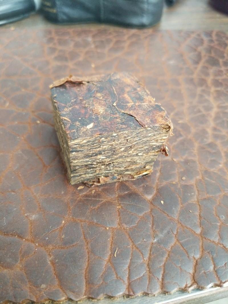 Tobacco ID—SG Kendal Plug or Something Else? 15237410