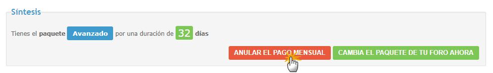 LOS PAQUETES DE FOROACTIVO Es310