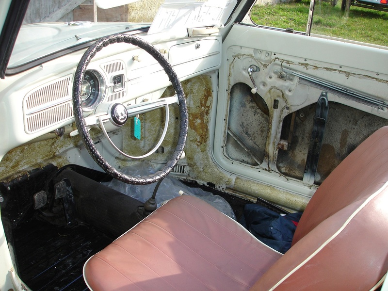 Cox Cab de 1963 1011