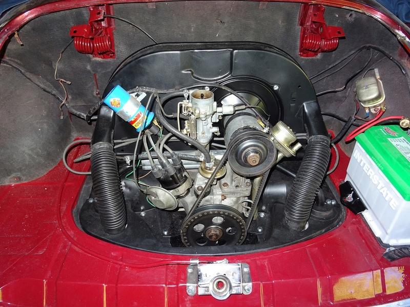 Karmann cabriolet 1968 brésilien - Page 2 3910