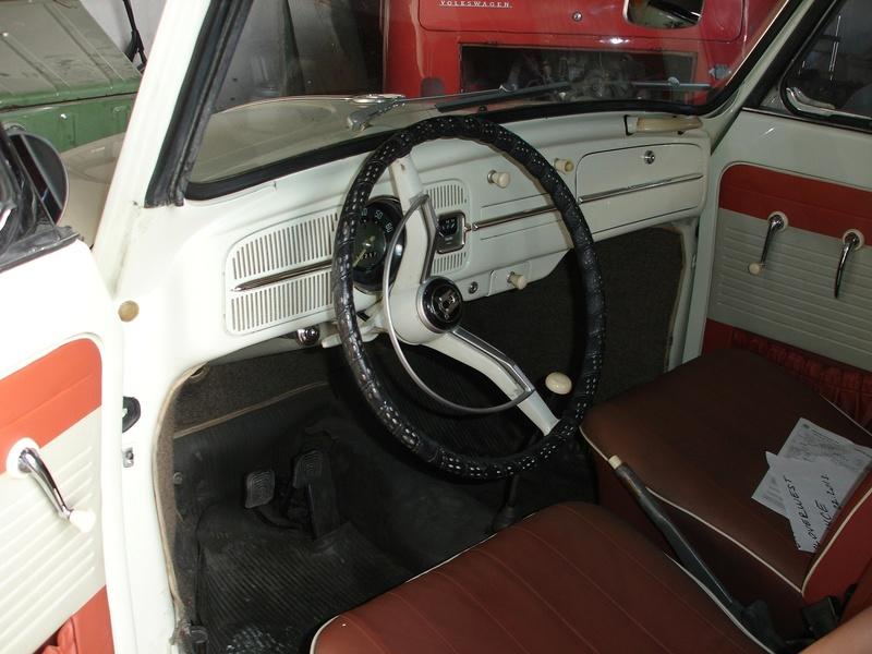 Cox Cab de 1963 411