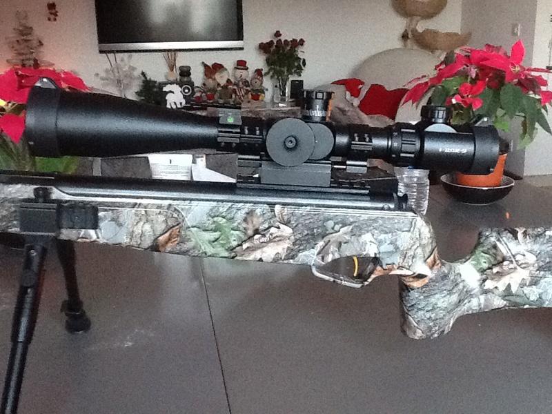 Stoeger Atac 5,5mm en 20 joules Image12