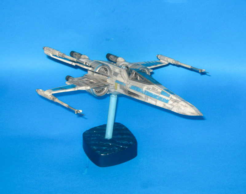 X-WING T-70 (THE FORCE AWAKENS) Img_8512