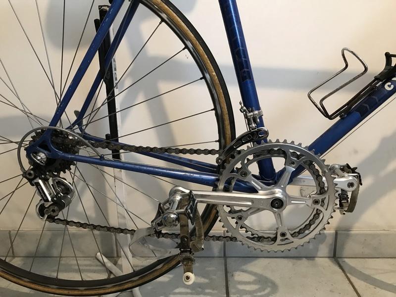 VELO CYCLES GITANE EQUIPE RENAULT GITANE TOUR D ITALIE 80 -STELVIO- Img_2623