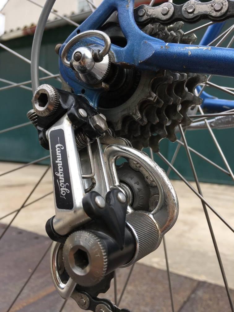 CYCLES GITANE  PRO EQUIPE RENAULT GITANE  TOUR D ITALIE 1980- STELVIO Img_2631