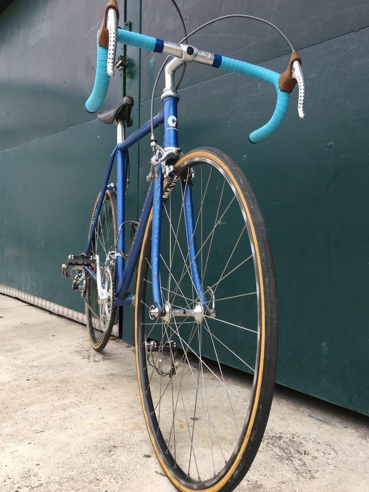 CYCLES GITANE  PRO EQUIPE RENAULT GITANE  TOUR D ITALIE 1980- STELVIO Img_2632