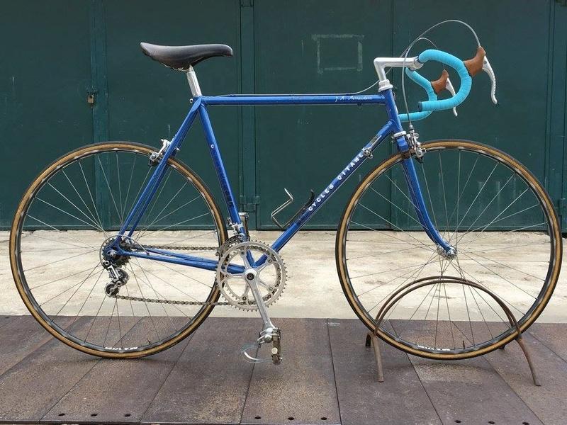 CYCLES GITANE  PRO EQUIPE RENAULT GITANE  TOUR D ITALIE 1980- STELVIO Img_2633