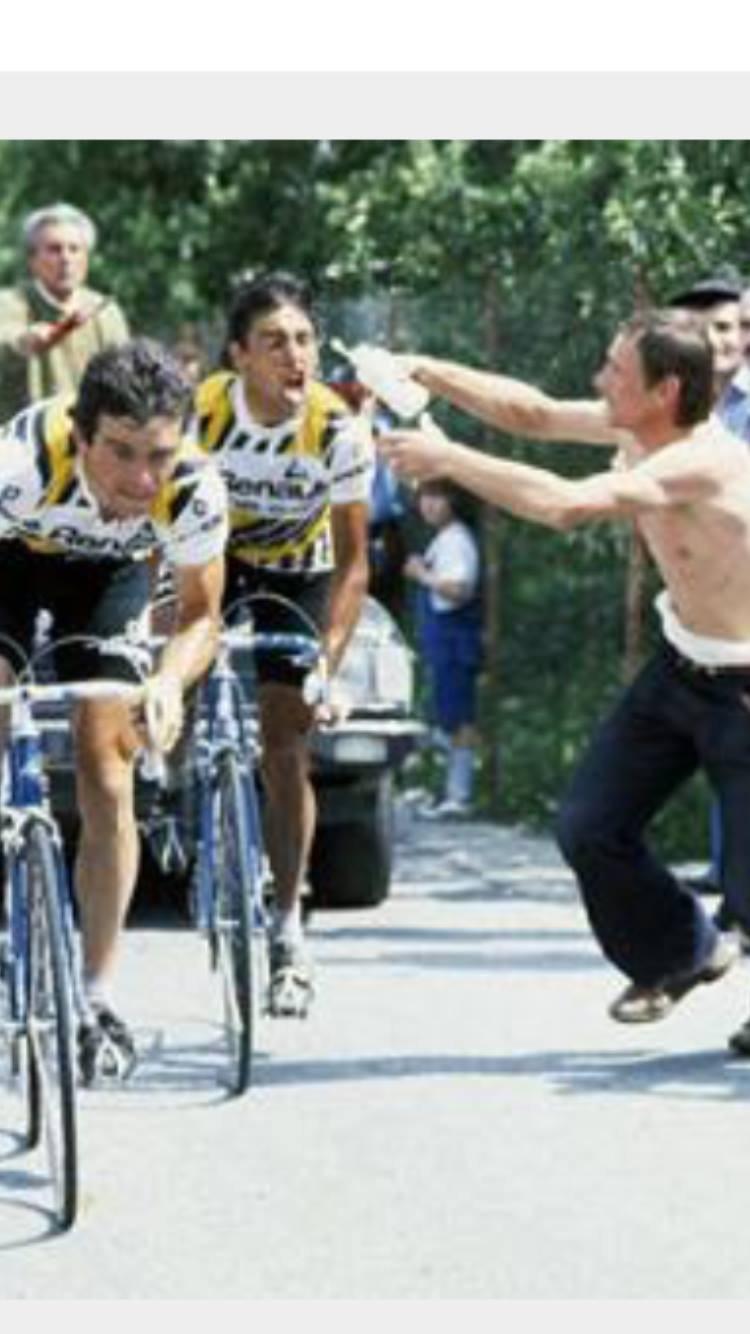 CYCLES GITANE  PRO EQUIPE RENAULT GITANE  TOUR D ITALIE 1980- STELVIO Img_2636