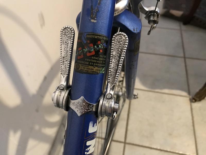VELO CYCLES GITANE EQUIPE RENAULT GITANE TOUR D ITALIE 80 -STELVIO- Img_2917