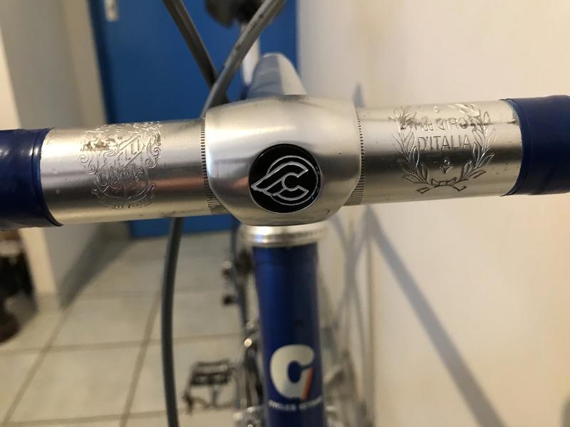 CYCLES GITANE  PRO EQUIPE RENAULT GITANE  TOUR D ITALIE 1980- STELVIO Img_2921