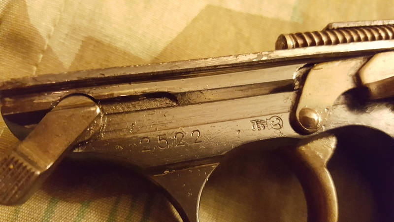 WALTHER P 38 20171210