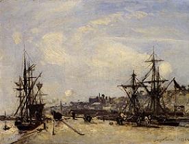 Docks de Pebur