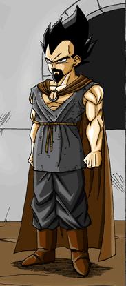 King Tarble Vegeta11