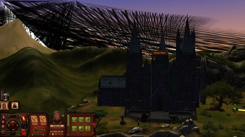 The Sims Medieval Graphic Glitch(?) Untitl10