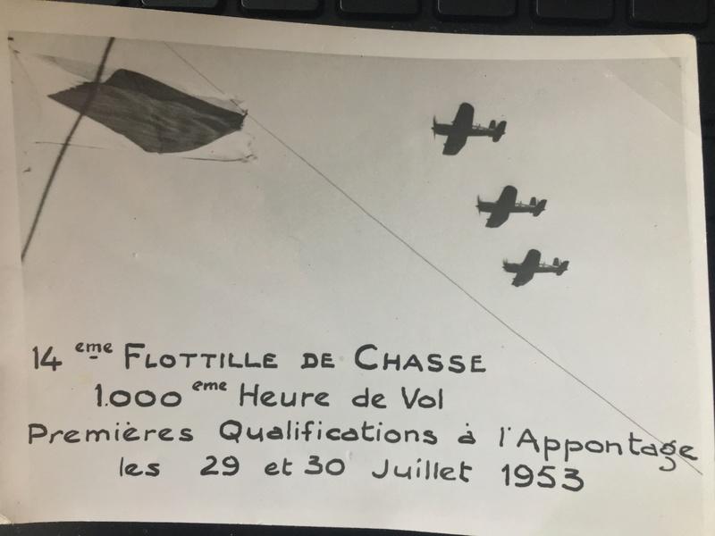 [Les anciens avions de l'aéro] F4 U7 Corsair - Page 27 Img_3317