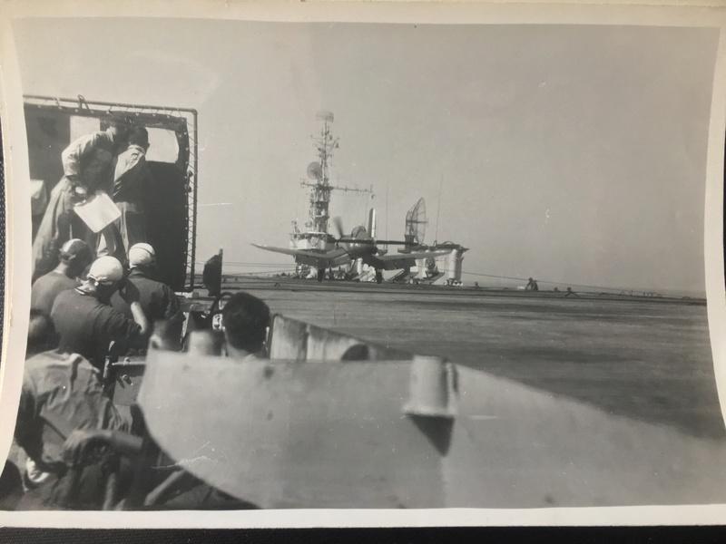 [Les anciens avions de l'aéro] F4 U7 Corsair - Page 27 Img_3318