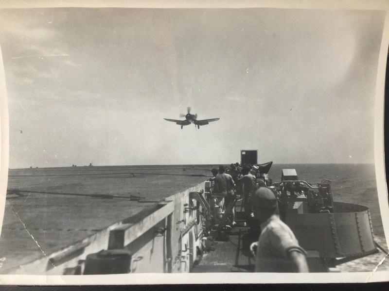 [Les anciens avions de l'aéro] F4 U7 Corsair - Page 27 Img_3319