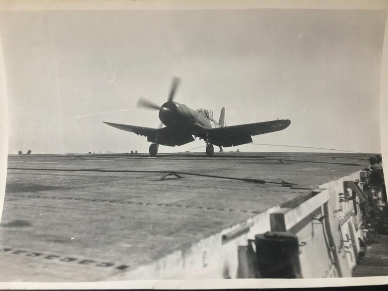 [Les anciens avions de l'aéro] F4 U7 Corsair - Page 27 Img_3321