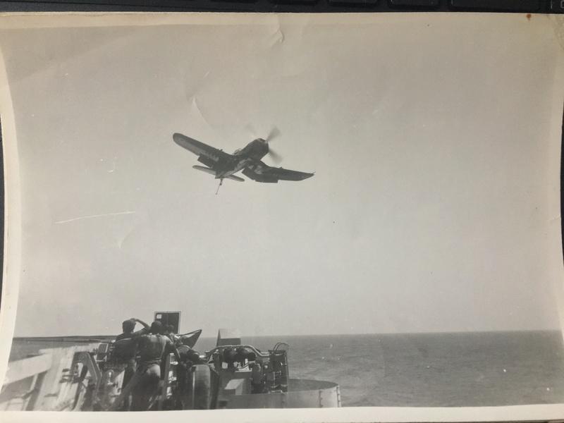 [Les anciens avions de l'aéro] F4 U7 Corsair - Page 27 Img_3323
