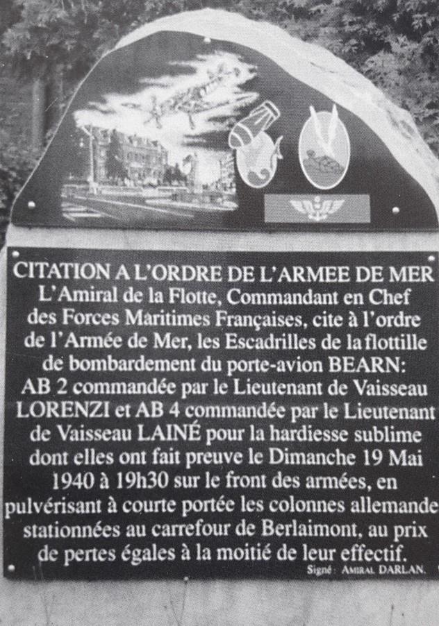 [Concours Aéronavale] Loire Nieuport 401/411 -  Special hobby 1/48 - crash à Villereau -le sacrifice des marins aviateurs du 19 mai 1940 - Mission Berlaimont  Image731