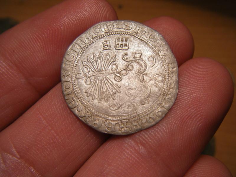Real a nombre de los RRCC ceca de Segovia. 00110