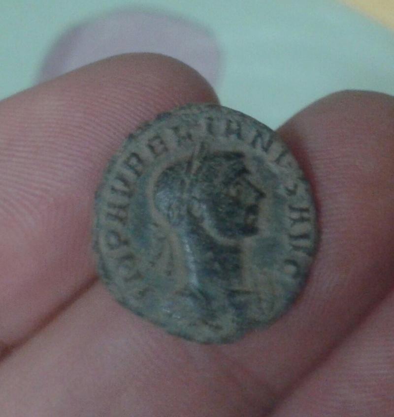 Glosario de monedas romanas. DENARIO DE VELLÓN. 20180210