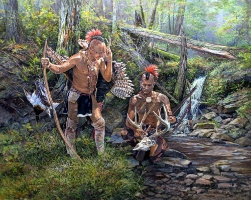 Osudy Domorodých Kmenů Treasu10