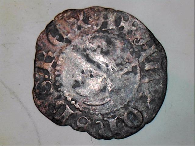 Dinero de Alfonso V de Aragón, III de Valencia. 2018-110