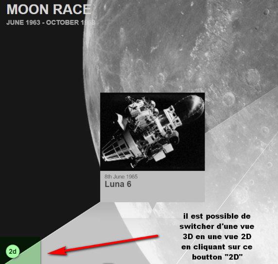 Timeline de la conquete de l'espace Timeli11