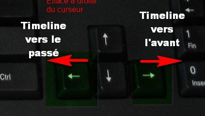 Timeline de la conquete de l'espace Touche10