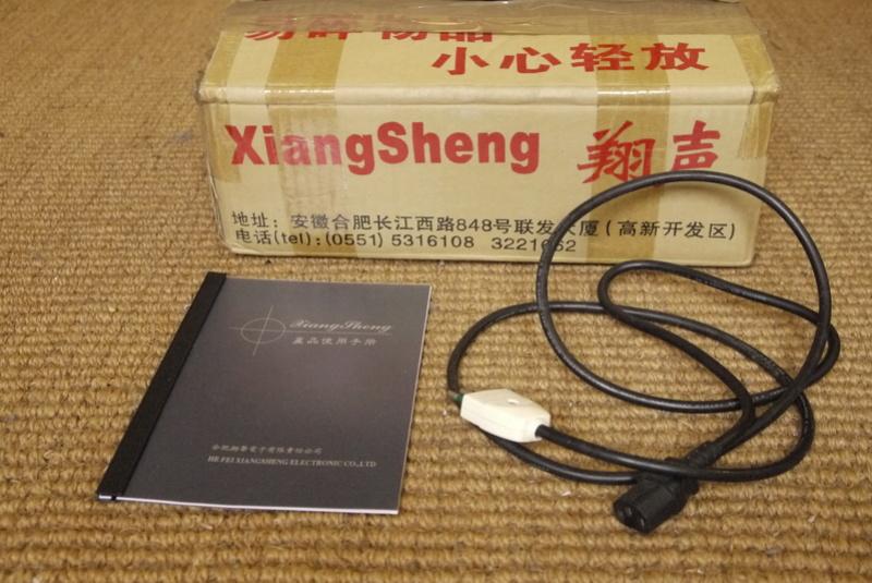 [MI] Ampli per cuffie XIANG SHENG 708B Xiang410