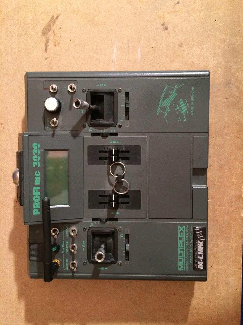 Emeteur Multiplex PROFI mc 3030 modules 41 mhz et 2.4ghz Img_0610