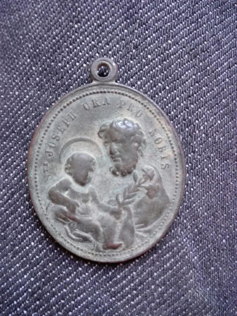 Medalla Milagrosa (2) -s. XIX-XX San_jo10